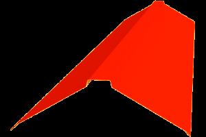 Планка плоского конька - ZAVODKM