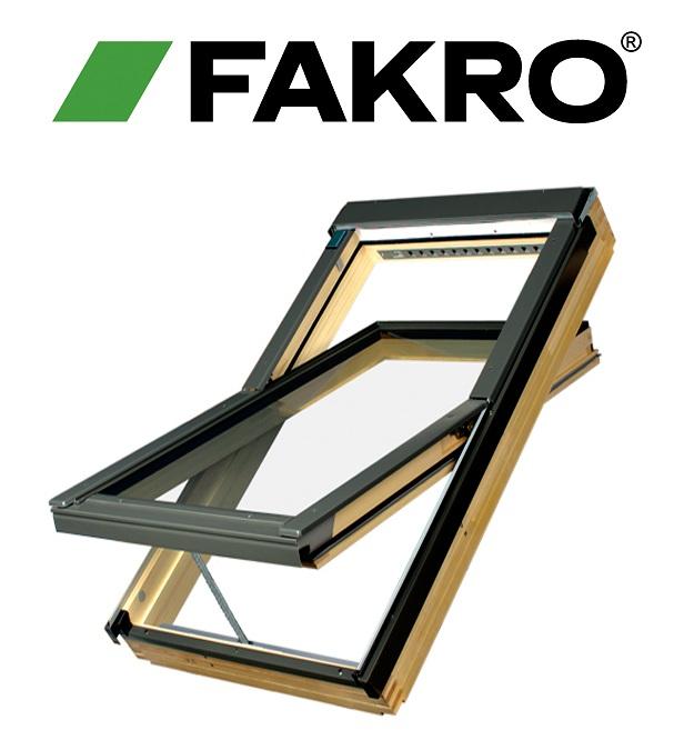 Мансардное окно ФАКРО FTS U2 – 66-118