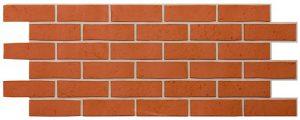 Фасадные панели BERG (ГОРА) - цвет Кирпичный - ZAVODKM