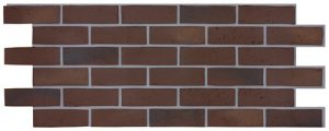 Фасадные панели BERG (ГОРА) - цвет Коричневый - ZAVODKM