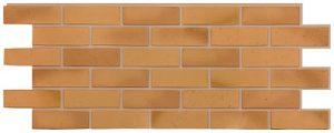 Фасадные панели BERG (ГОРА) - цвет Золотистый - ZAVODKM