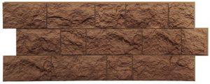 Фасадные панели FELS (СКАЛА) - цвет Ржаной - ZAVODKM