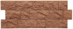 Фасадные панели FELS (СКАЛА) - цвет Терракотовый - ZAVODKM