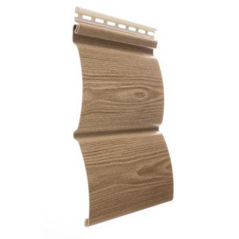 Сайдинг WoodSlide - цвет Орех