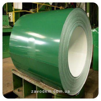 цвет 6005 сталь рулонная завод км