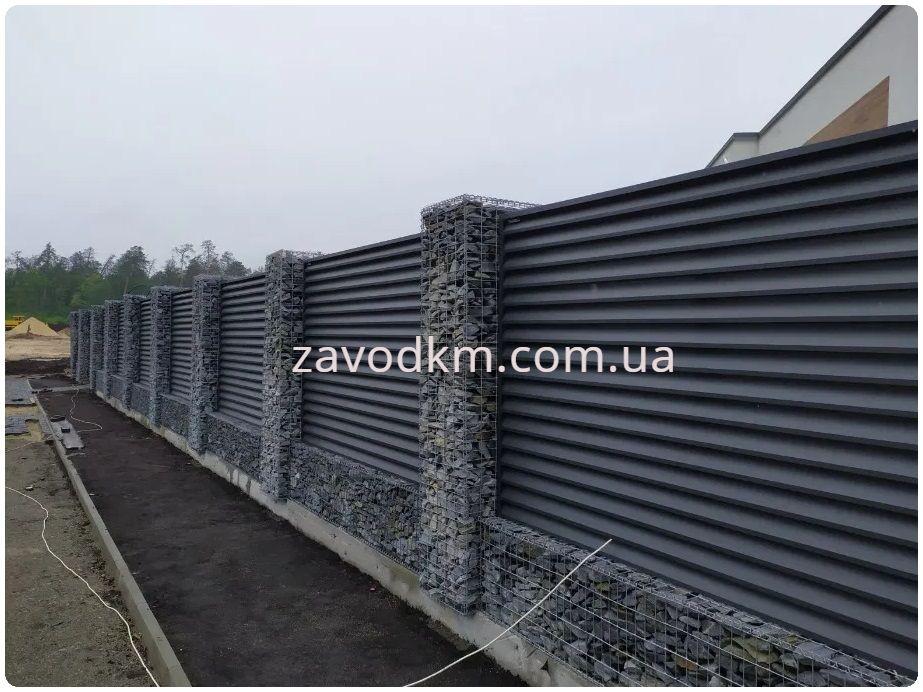 Жалюзи Забор в Украине - Завод КМ